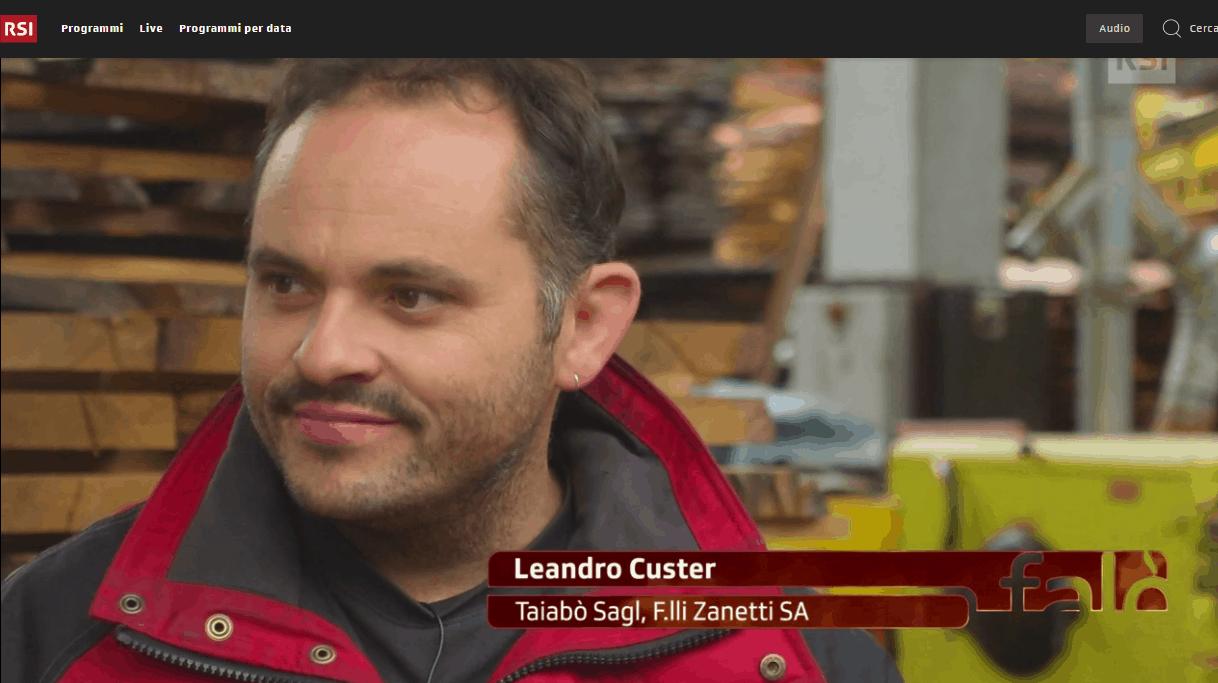 Leandro Custer della Taiabò
